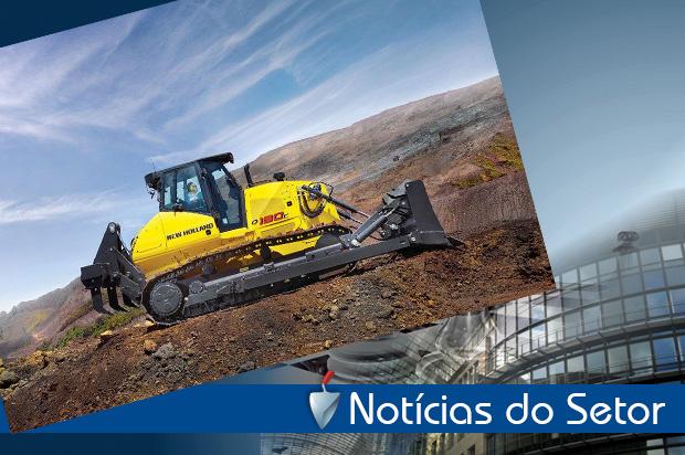 NewHollandConstruction lança trator de esteiras com transmissão hidrostática com mais de 200 HP produzido no Brasil